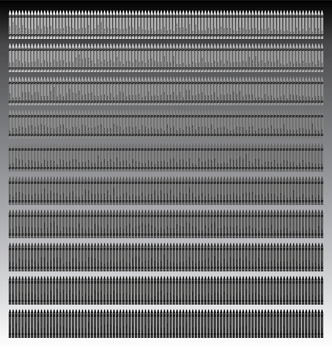 1000-Shades-Of-Grey-2018-archival-inkjet-print-on-paper-45x43-inches
