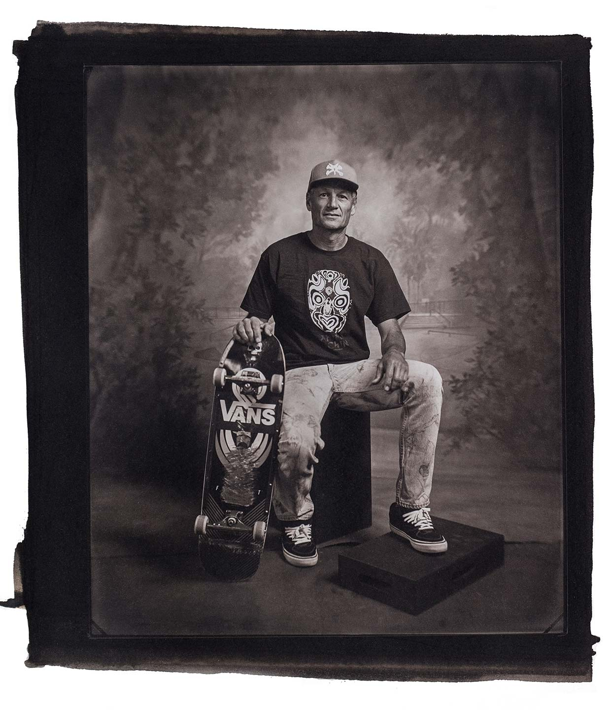 Mike McGill, Skateboard Legend, former Bones Brigade team member