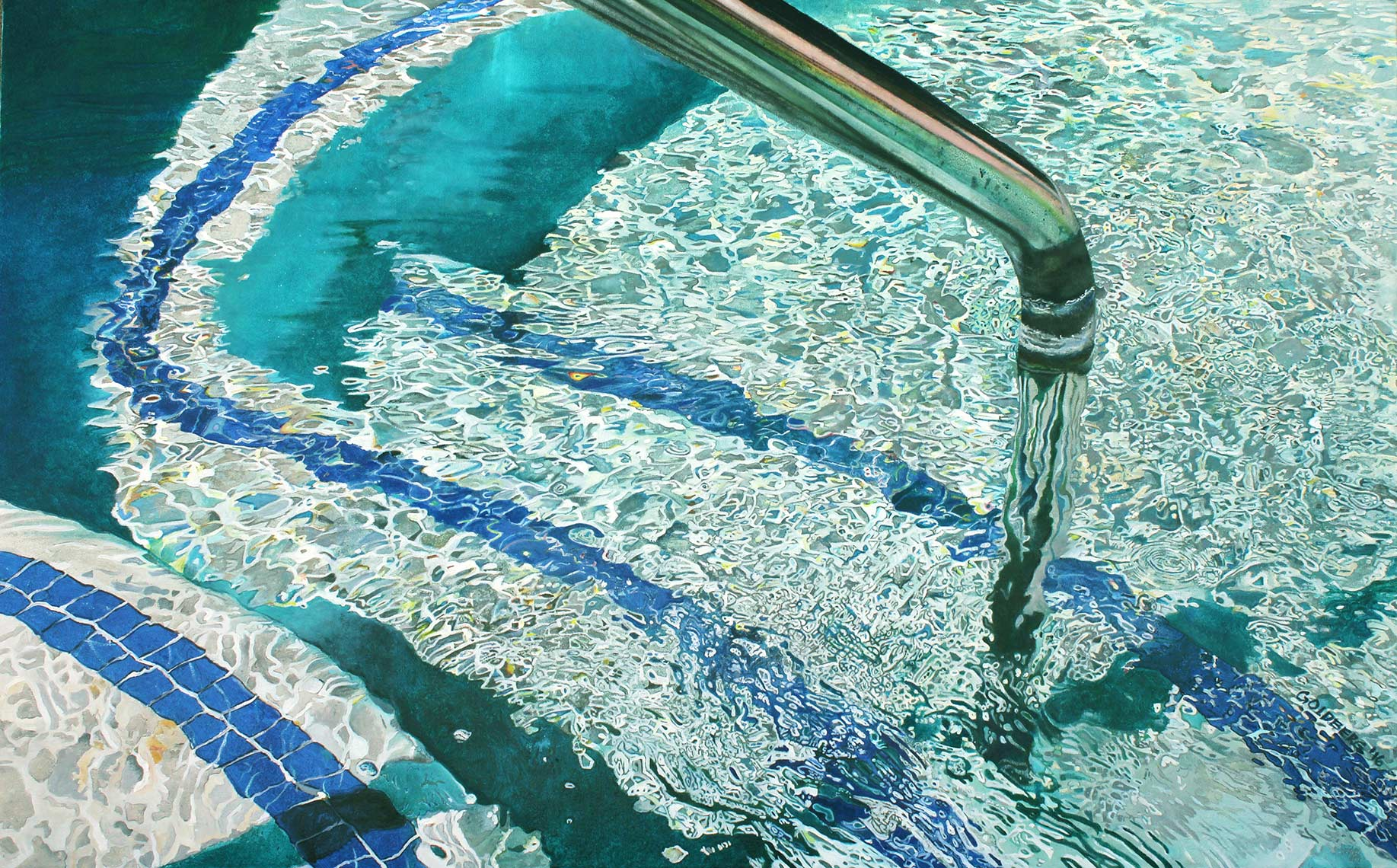 Pool-27-OIl-on-Canvas-30_x48_-June-2016